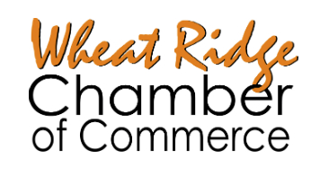 Wheat Ridge Chamber of Commerce Logo